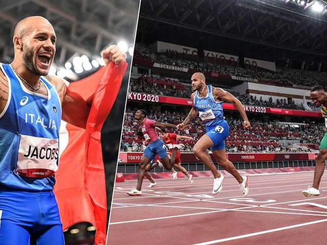 Bolt-Nachfolger: Italiener Jacobs holt sensationell Gold über 100 Meter