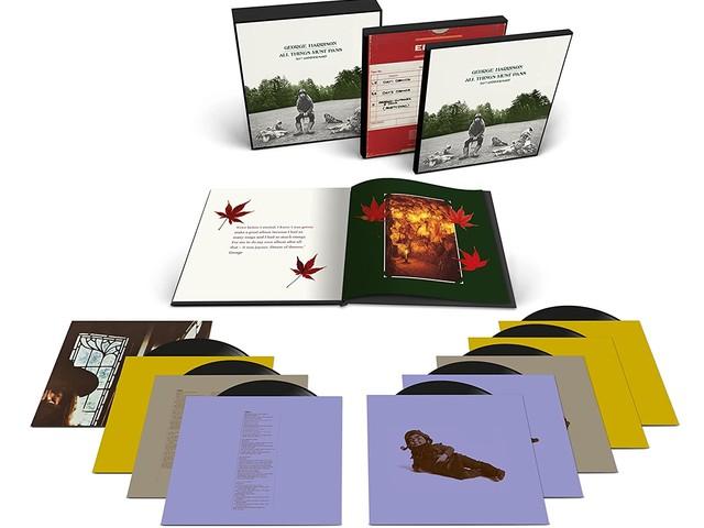 """Review: George Harrison: """"All Things Must Pass 50th Anniversary"""" – voller, konturierter und dynamischer als das Original"""