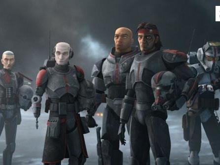"""Star Wars: The Bad Batch"": Klon-Soldaten mit eigenem Kopf"