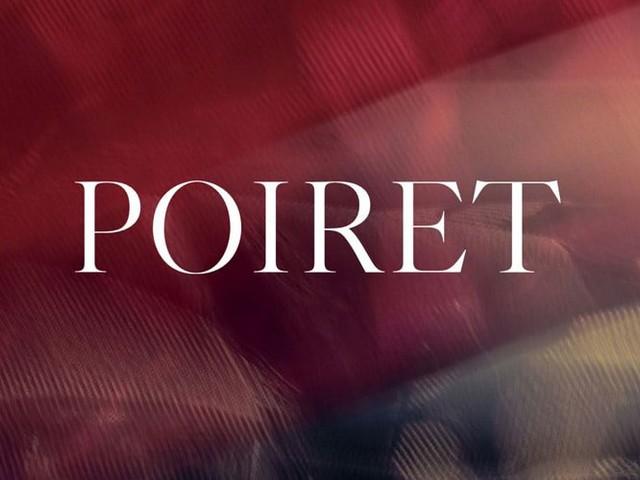 Paul Poiret: Ein großer Name wird zu neuem Leben erweckt