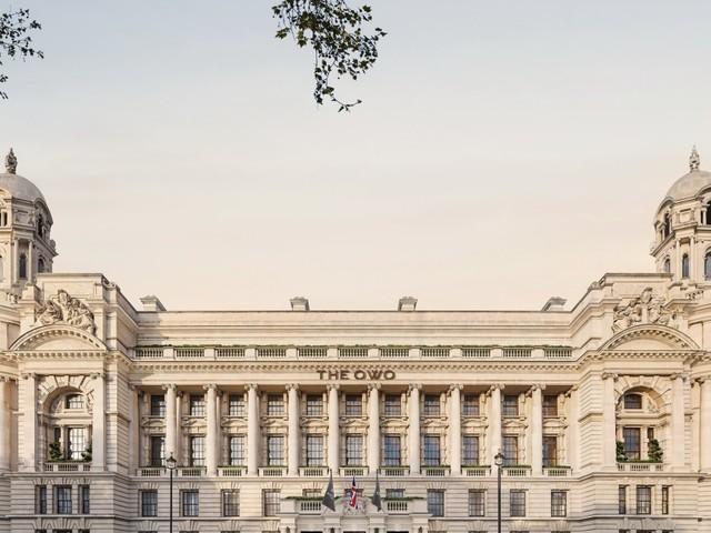 London: Luxuswohnen im War Office