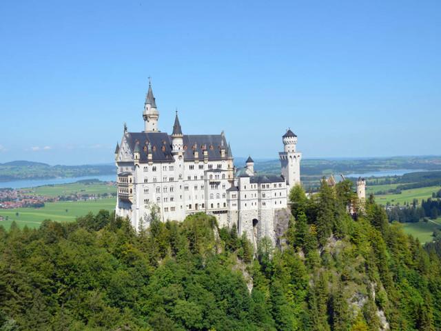 Weltberühmt: Tragische Geschichte! So entstand das schöne Schloss Neuschwanstein