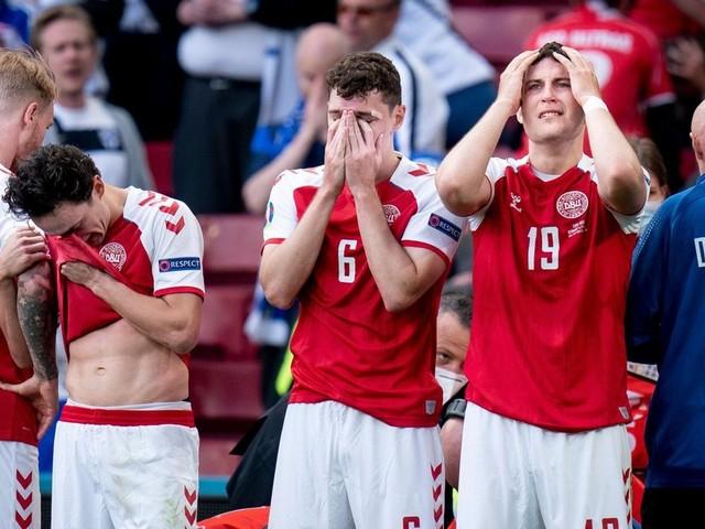 Der tragische Fall des Christian Eriksen: Dann muss der Ball ruhen