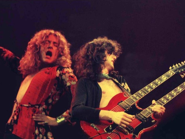 "Jimmy Page: ""Led Zeppelin ist die beste Band der Welt"""