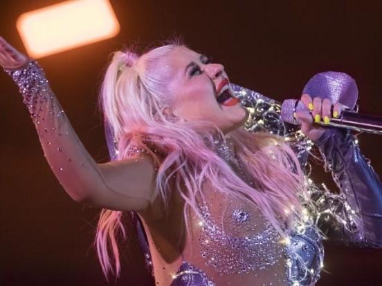 "Christina Aguilera völlig verändert: X-Tina wieder ""dirrty""! Was DIESER Busen-Kracher ankündigt"