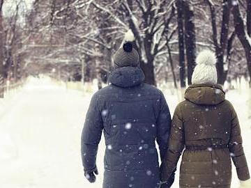 Romantische Winter-Dates in der Region