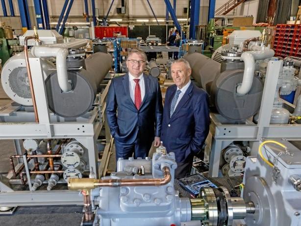 Großauftrag: Hamburger Firma baut Klimaanlagen für neue Fregatten