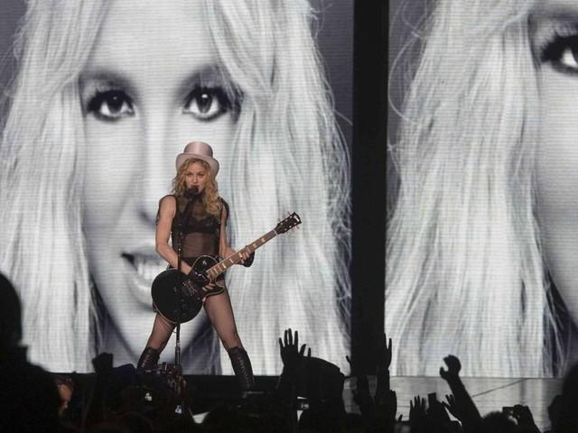 """""""Gebt dieser Frau ihr Leben zurück!"""": Madonna unterstützt Britney Spears im Kampf um die Vormundschaft"""