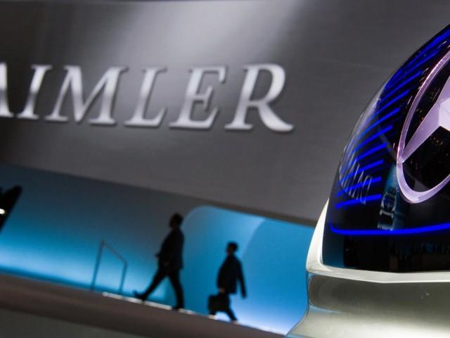 Daimler spart wegen Klimakosten eine Milliarde Euro beim Personal