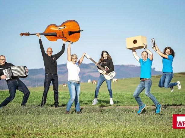 Kulturprojekt: Lennestadt: Schon 100 Künstler sind Musik-Patrioten