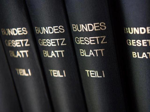 Internet: Digitale Gesetzesveröffentlichung verzögert sich