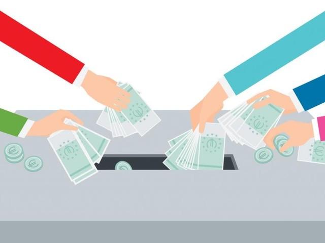 Immer Ärger mit Spenden: Brauchen die Parteien wirklich so viel Geld?