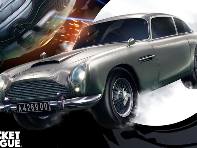 Rocket League - Neues Fahrzeug: Aston Martin DB5 (007); weitere James-Bond-Inhalte angedacht; eSports: Samsung Odyssey League