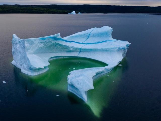 Polarforschende: Grönländischer Eisschild schmilzt derzeit massiv