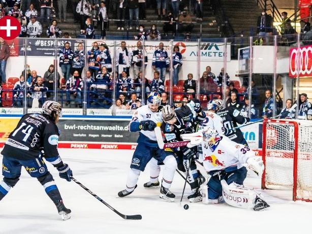 Eishockey: Iserlohn Roosters stürzen Spitzenreiter München