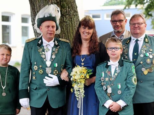 Schützen: Freisenbrucher Schützen mit langer Tradition und großem Fest
