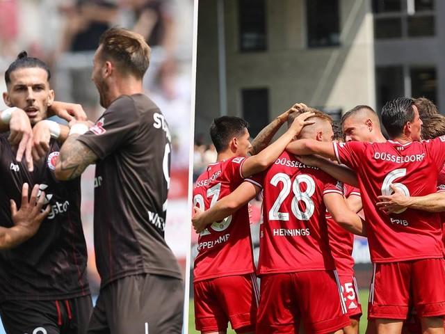 Kompakt: Traumtor leitet St.-Pauli-Sieg gegen Kiel ein – Auch Düsseldorf gewinnt