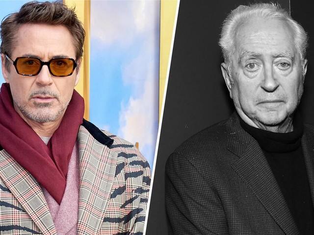 Robert Downey Jr. trauert um seinen Vater Robert Downey Sr.