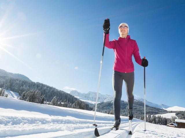 Langlaufen: Gar nicht so einfach, wie es aussieht