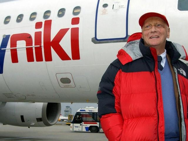 """Niki Lauda hatte als Geschäftsmann """"nichts zu verschenken"""""""