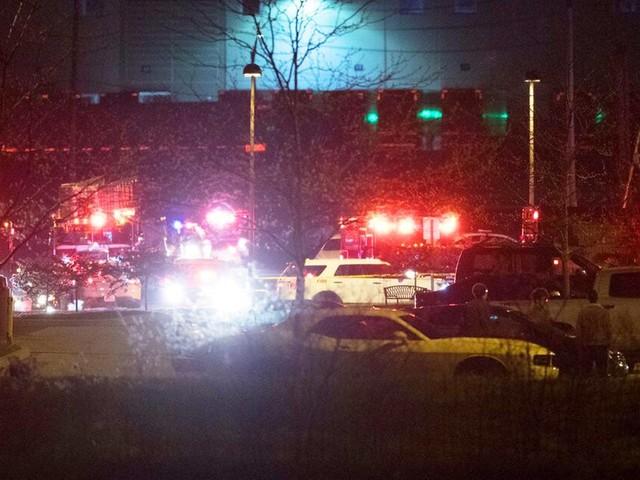 US-Medien: Mindestens acht Tote nach Schüssen in Fedex-Paketlager
