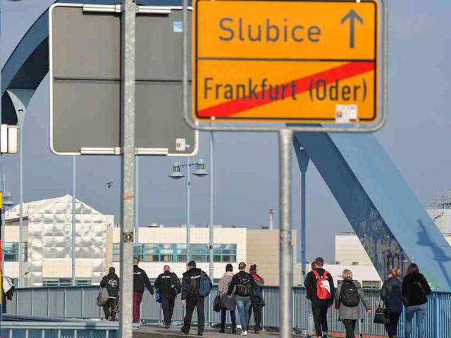 Arbeitnehmerfreizügigkeit: Mehr als 190.000 Ausländer pendeln nach Deutschland zur Arbeit