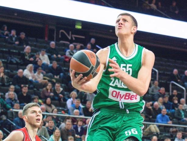 Basketball: Hartenstein geht mit viel Selbstvertrauen in die NBA