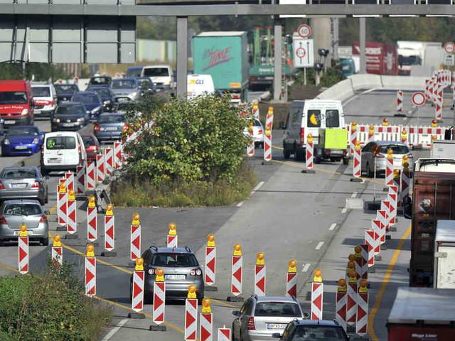 Verkehr in NRW: An diesen 10 Autobahnbaustellen droht 2019 der längste Stau