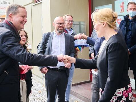 Koalitionsverhandlungen von SPD, Grünen und Linken starten am Freitag