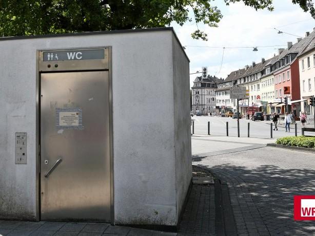 Corona: Ennepe-Ruhr: Öffentliche Toiletten wegen Corona Mangelware