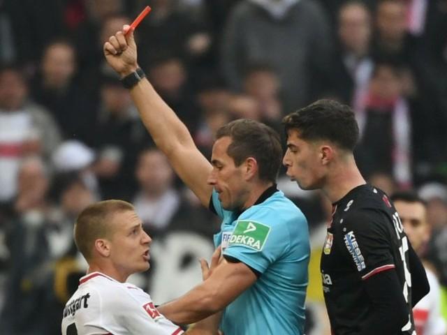 """VfB-Profi Ascacibar bespuckt Havertz: """"Solche Leute braucht man nicht in der Bundesliga"""""""