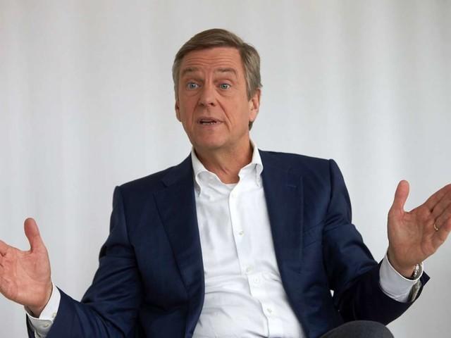 """Claus Kleber geht: Der Moderator des ZDF-""""heute journals"""" geht Ende 2021 in Rente"""