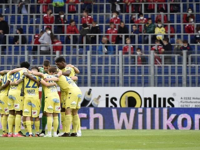 2. Liga: Erster Saisonsieg für St. Pölten nach dem Abstieg