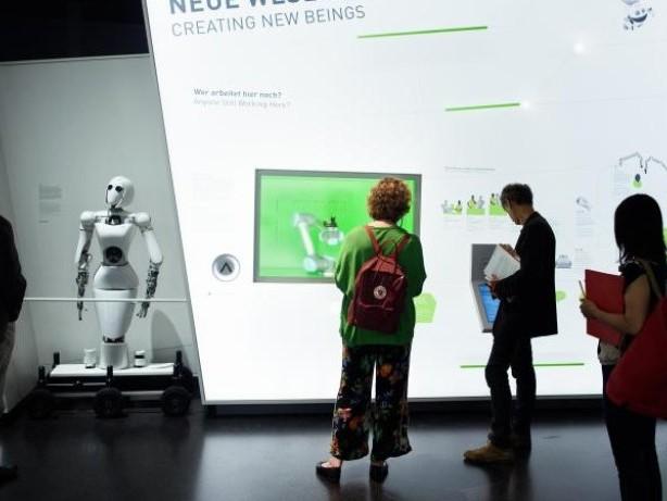 Kultur: Europäischer Museums-Preis für Berliner Futurium