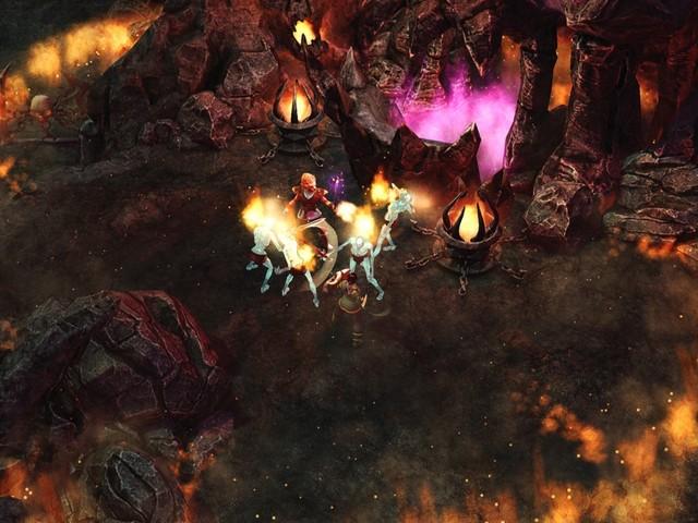Titan Quest: Atlantis - Dritte Erweiterung für PS4 und Xbox One verfügbar