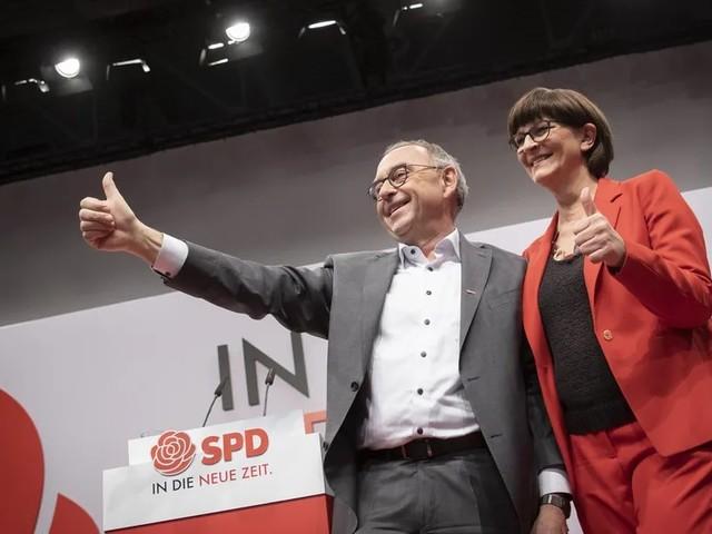 SPD-Parteitag: Neustart mit Hindernissen
