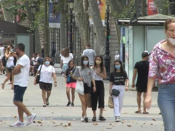 Mehr als eine Million Corona-Infektionen in Spanien