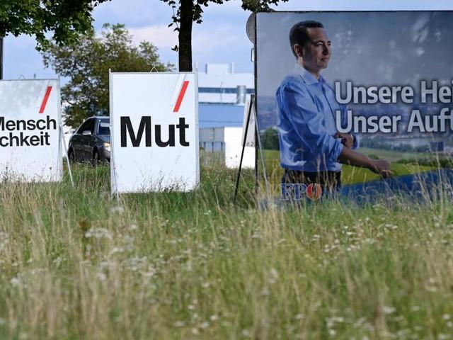 Unübersehbar: Wahlkampf entlang Oberösterreichs Straßen