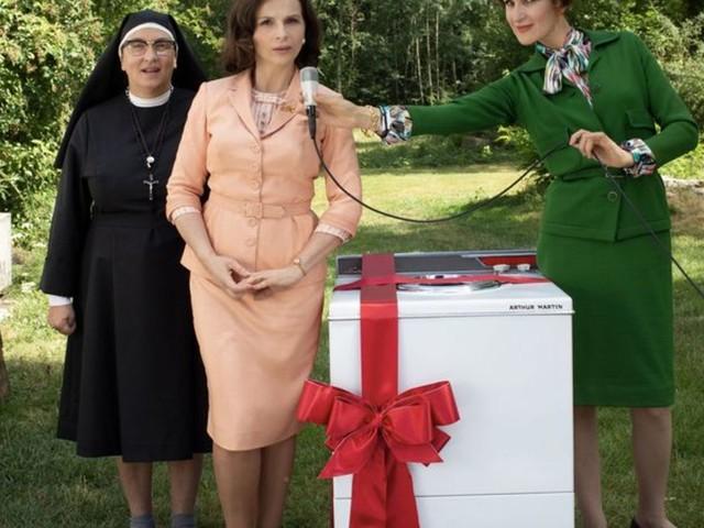 Feministische Komödie: Die perfekte Ehefrau» mit Juliette Binoche