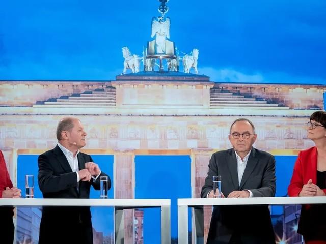 Die SPD-Szenarien: Was Sieg oder Niederlage von Olaf Scholz bedeuten