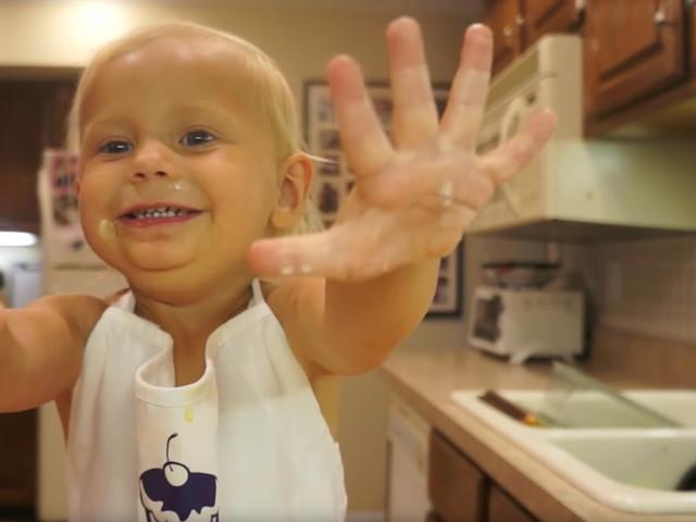 Roman's Cooking Corner – Das Back-Tutorial eines 2-jährigen