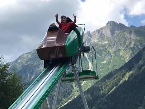 "Chamonix Amusement Park eröffnet Pendelbahn ""Butterfly"" als Neuheit 2018"