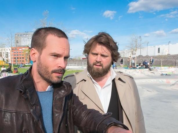"""Serie: Wanja Mues verjüngt die Neuauflage von """"Ein Fall für zwei"""""""