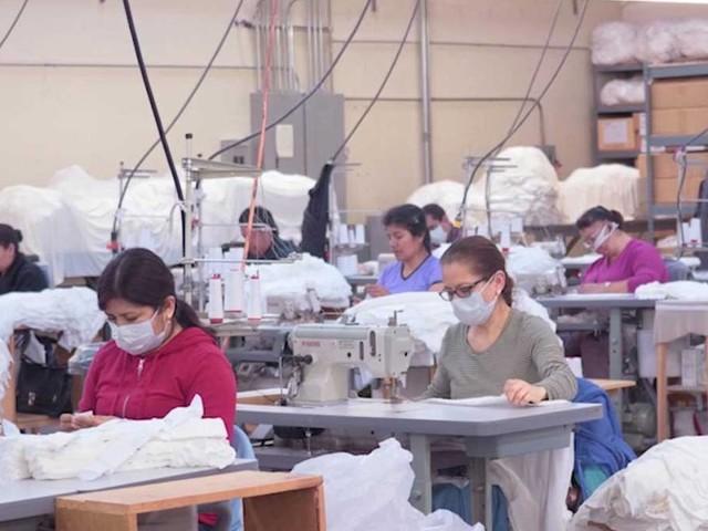 Kalifornien verabschiedet Gesetz zum Schutz von Bekleidungsarbeitern