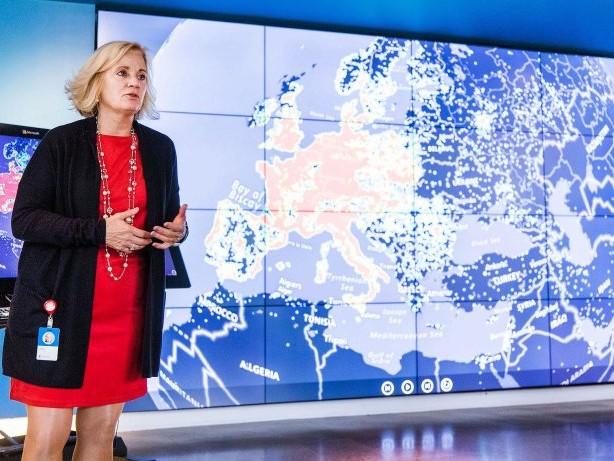 Digitales: Wie die Cyberpolizei von Microsoft nach Kriminellen fahndet