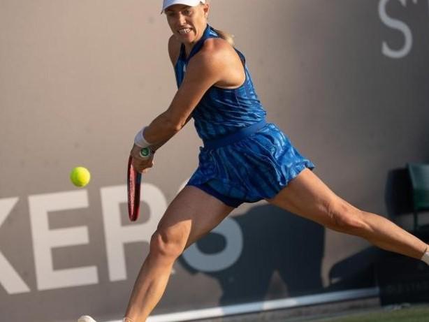 Tennis: Sieg in Bad Homburg - Kerber mit Erfolg nach Wimbledon