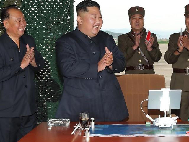 """""""Großartige Waffe"""" im Test: Kim prahlt bei erneuter Machtdemonstration"""