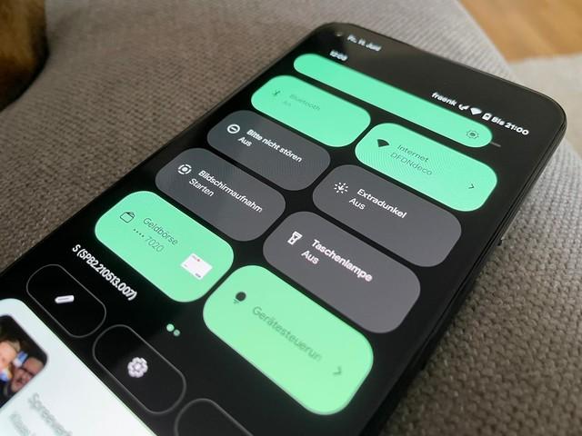 Android 12 erhält ein neues Update