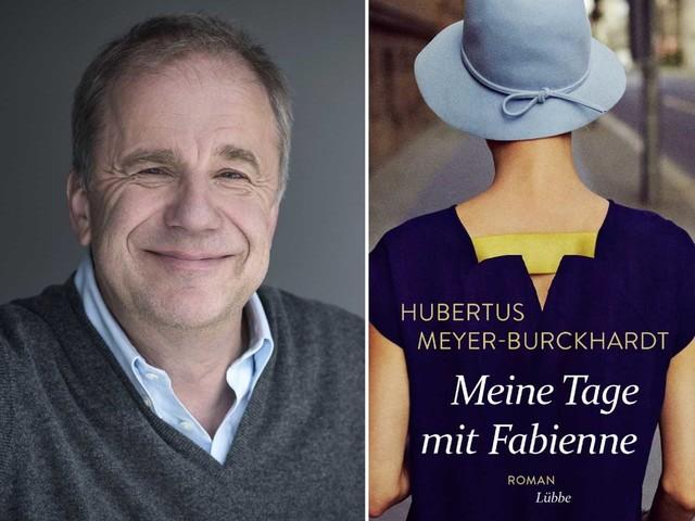 Roman mit Musik: Hubertus Meyer-Burckhardt liest in Berlin