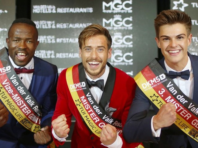 """""""Mister Germany 2019"""": Sasha Sasse aus Leipzig ist Deutschlands schönster Mann"""